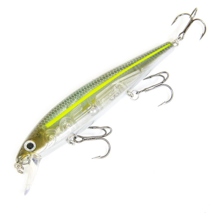 89 best images about lures on pinterest bass lures for Bass fishing jerkbaits