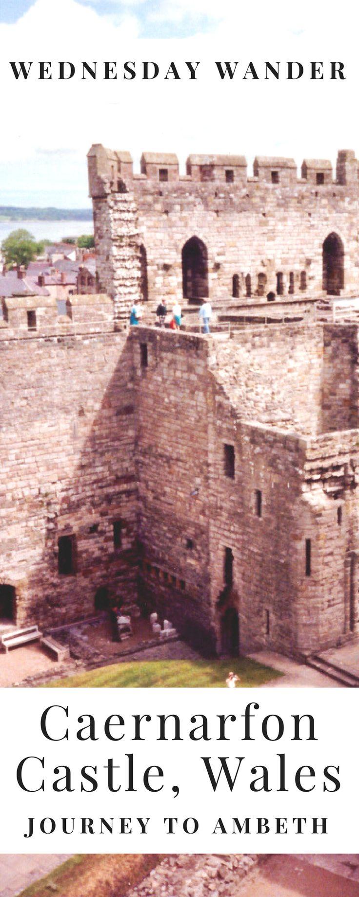 My visit to Caenarfon Castle, Wales #travel #traveldestinations