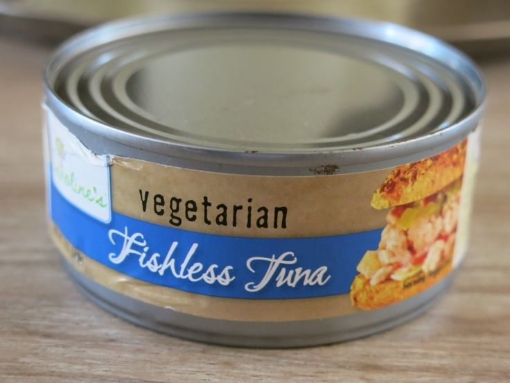 Vegetarian Fishless Tuna