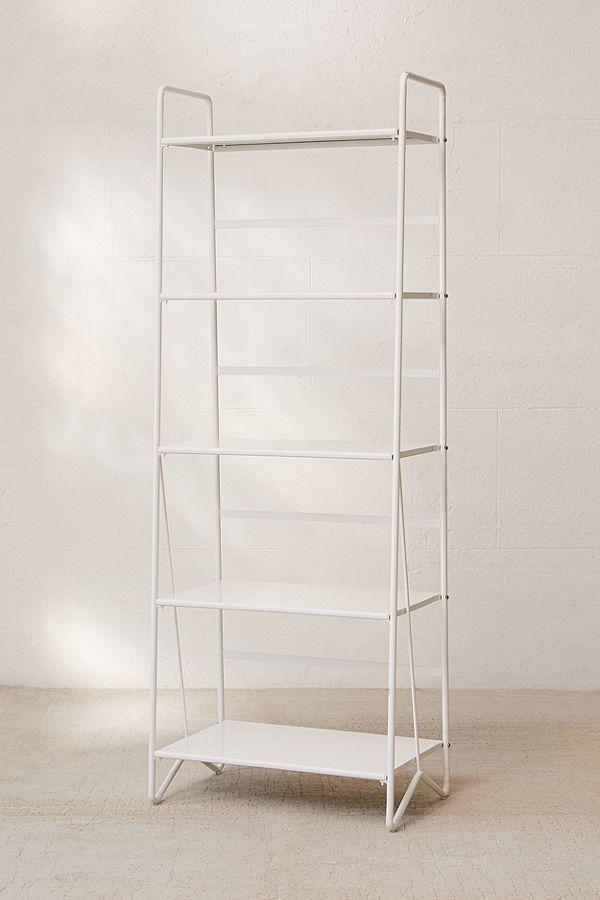 innovative design 6671e e78de Folding Metal Bookshelf in 2019 | アパート | Bookshelves ...