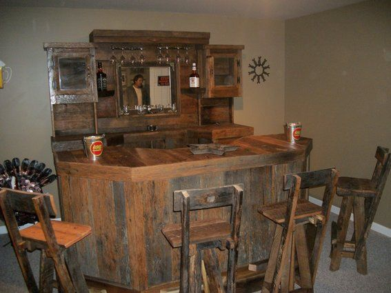 21 best Barn Wood Bars images on Pinterest | Wood bars, Wood beams ...