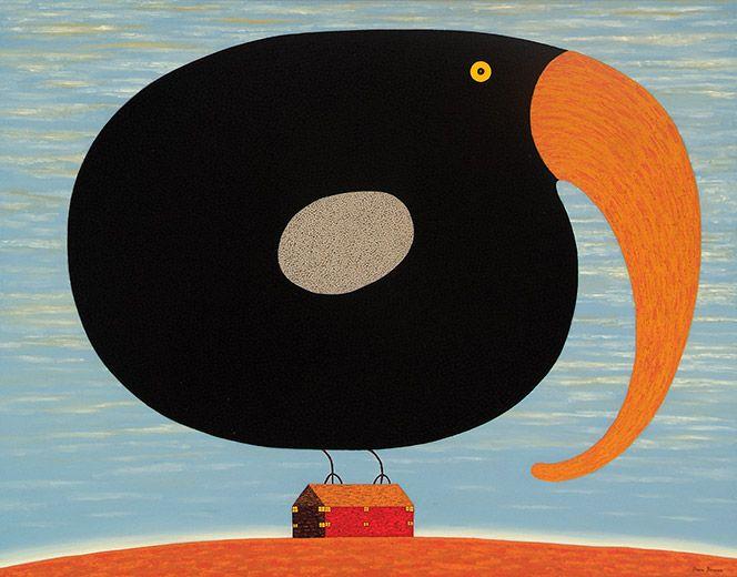 Dean Bowen, Giant Ibis