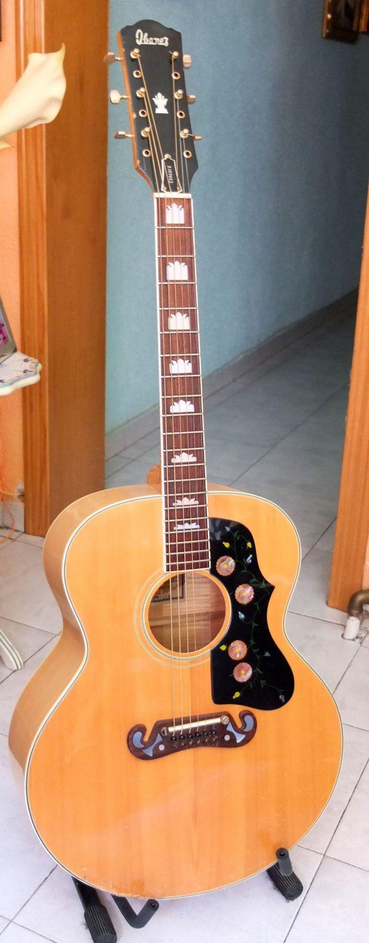 Ibanez Concord 698-12 M Acoustic Jumbo