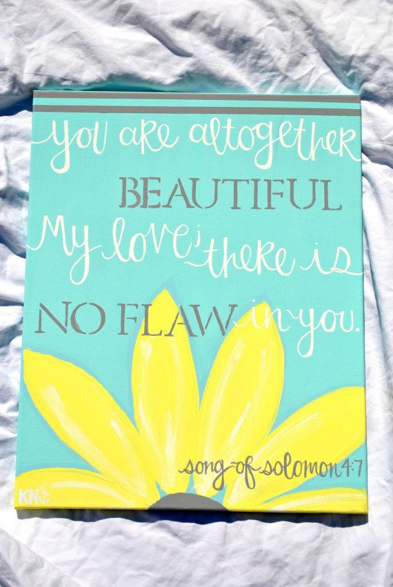 Awesome Websites Song Of Solomon by KanvasByKatie on Etsy