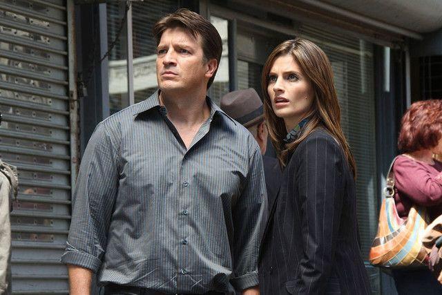 shows cancelled network season castle  abc