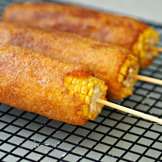 Corn On The Cob | 23 Foods You Need To Deep-Fry Immediately