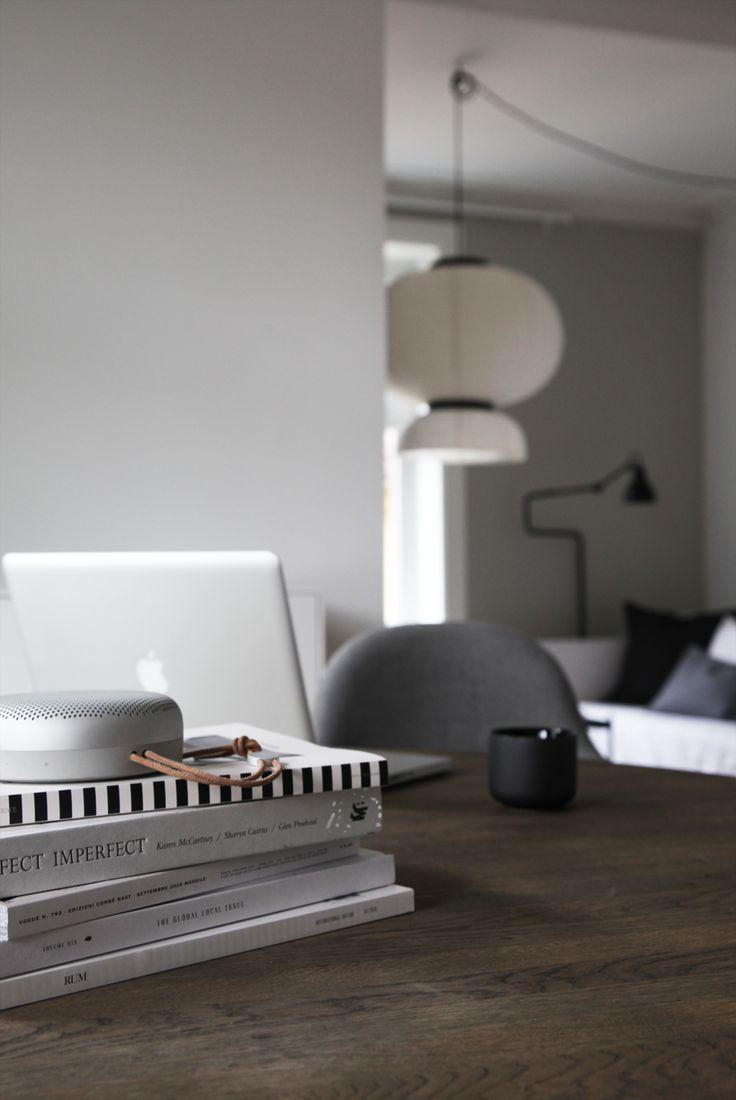 Details, home office by Elisabeth Heier
