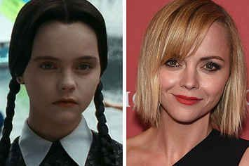 """What The Cast Of """"The Addams Family"""" Look Like Now"""