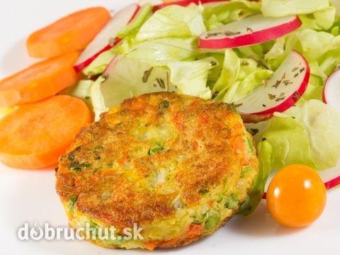 Zeleninové karbonátky