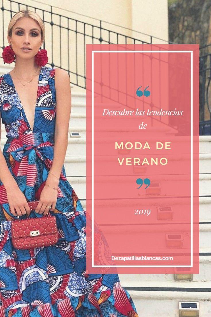 95ac1328c41 4 Tendencias de Moda de Verano 2019 | Tips sobre Estilo | Tendencias ...