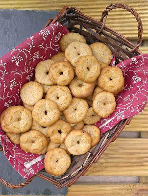Vanilla Malted Milk Cookies