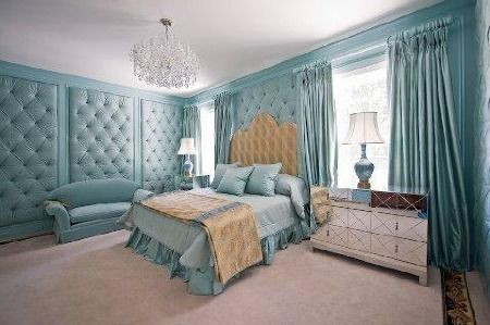 Kids Rooms: Fabric and Padded Walls - Design Dazzle