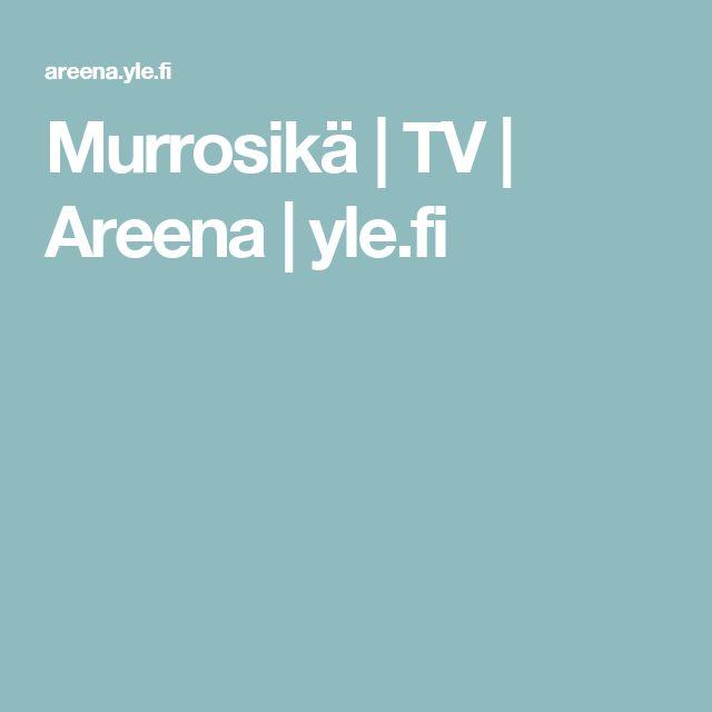 Murrosikä | TV | Areena | yle.fi