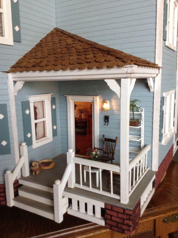 Best + Doll houses for sale ideas on Pinterest  Doll house play