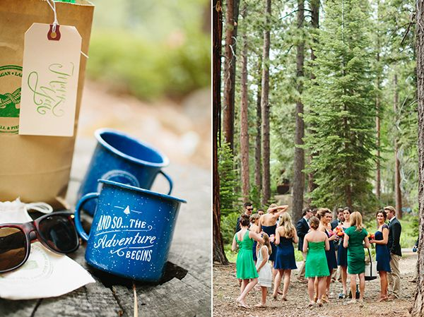 Gar Woods Lake Tahoe Wedding by One Fine Day Events
