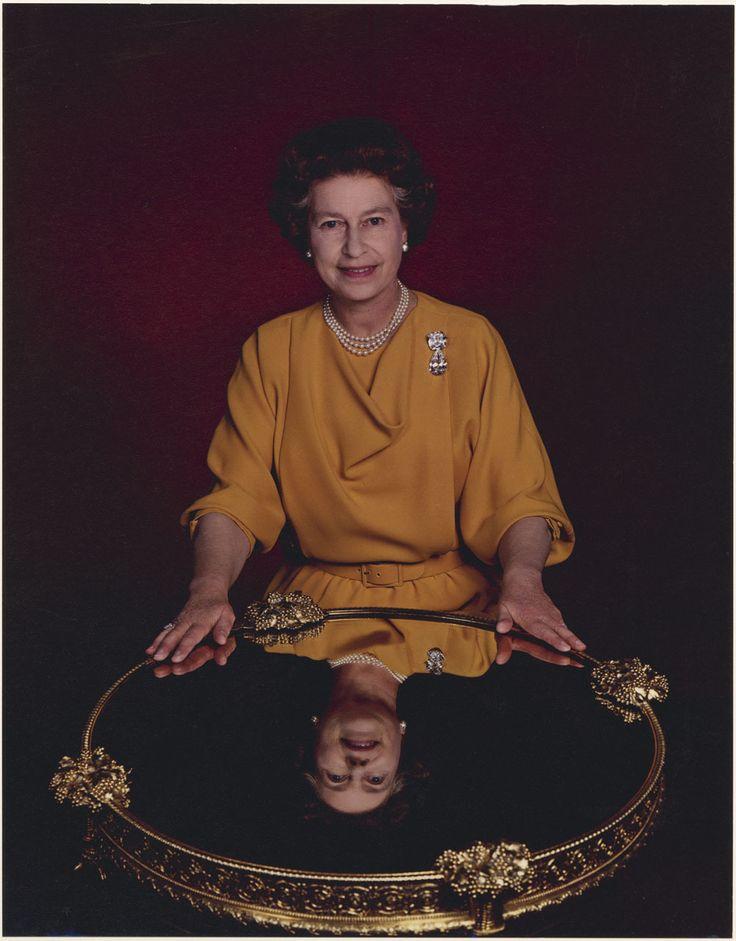 PogglePoppy — augussta: Queen Elizabeth II by Yousuf...