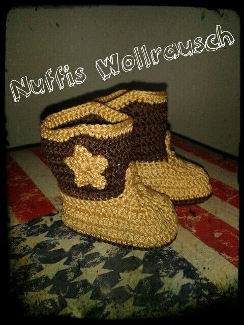 Süßes Accessoire für alle Cowgirls- und boys :-)