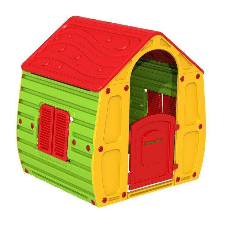 Magical Kinderspielhaus Spielhaus Kinderhaus Kinder Spiel Haus Gartenhaus Amazon De Spielzeug Draussen Spielhaus Garten Kinderhaus Kinderspielhaus Garten
