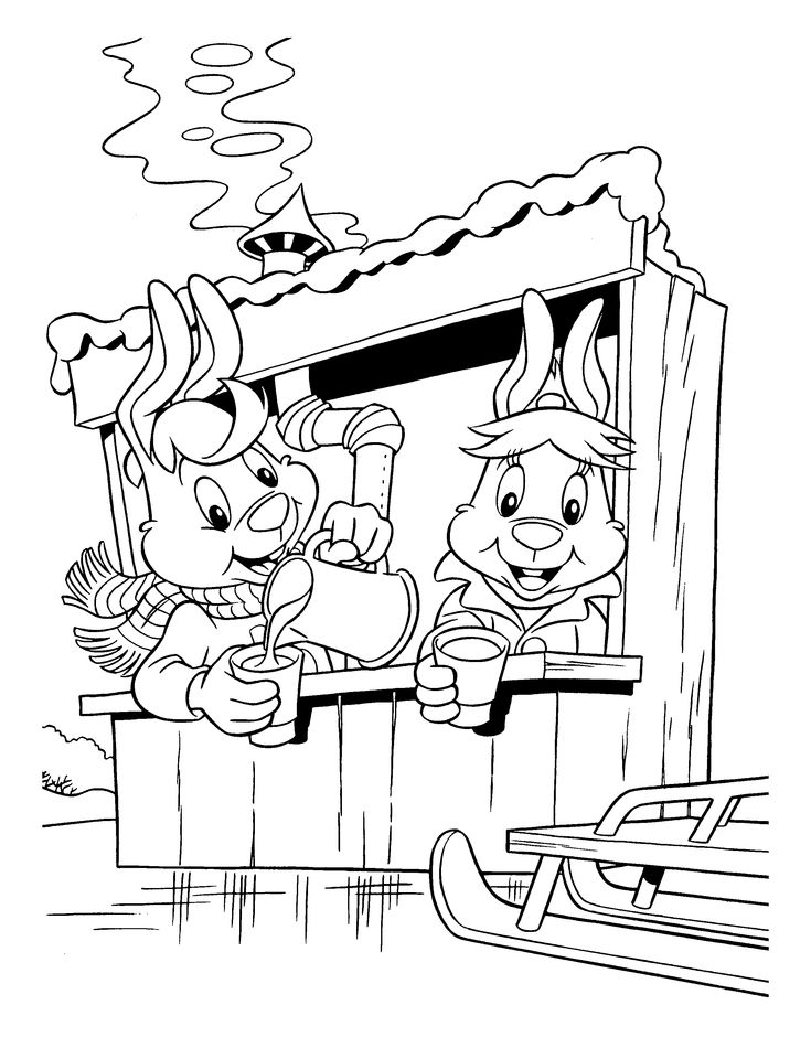 Bobo Malvorlagen 11 2400x3100 Kids ColoringColoring PagesFree