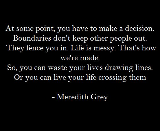 love greys anatomy quote - 553×455