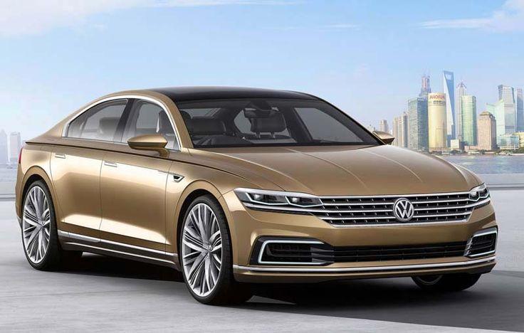 2018 Volkswagen CC overview