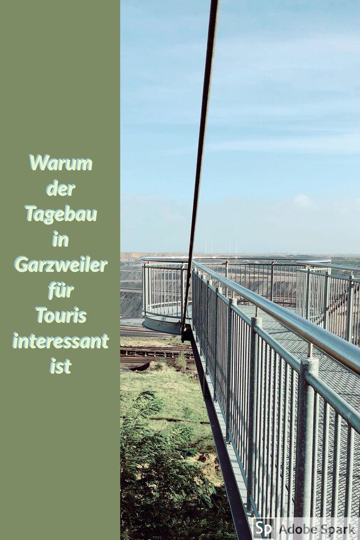 Viele ärgert er, andere finden den Tagebau Garzweiler und die zugehörigen Geisterdörfer spannend genug für einen Ausflug.