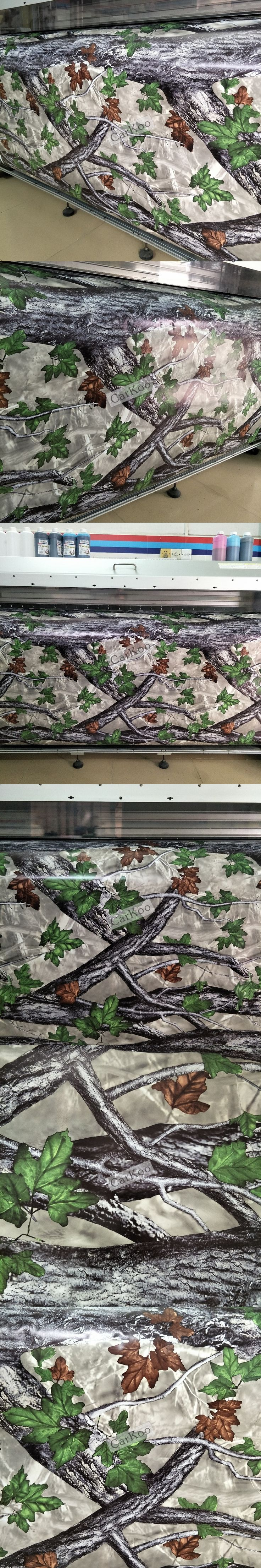 Real tree Camo Wrapping Camo Vinyl Wraps Sheets in Realtree, Bionic Camouflage Pattern For Car Wrap Foil Sticker Vehicle Truck