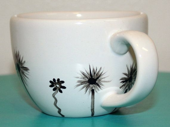 ber ideen zu handbemalte keramik auf pinterest. Black Bedroom Furniture Sets. Home Design Ideas