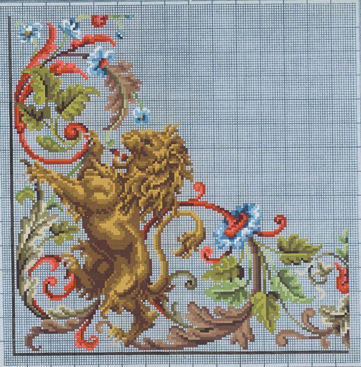 Ferocious Lion!
