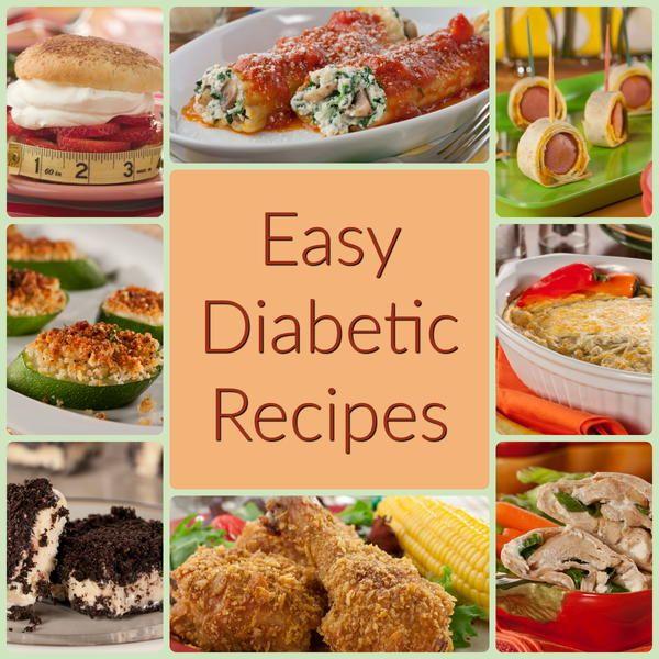 Top 10 Easy Diabetic Recipes | EverydayDiabeticRecipes.com