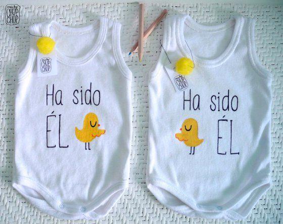 Regalo bienvenida para gemelos /twins body welcome pack *muchochupchup