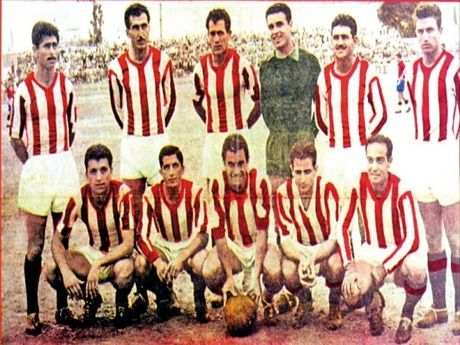 Olympiacos team 1949-1950
