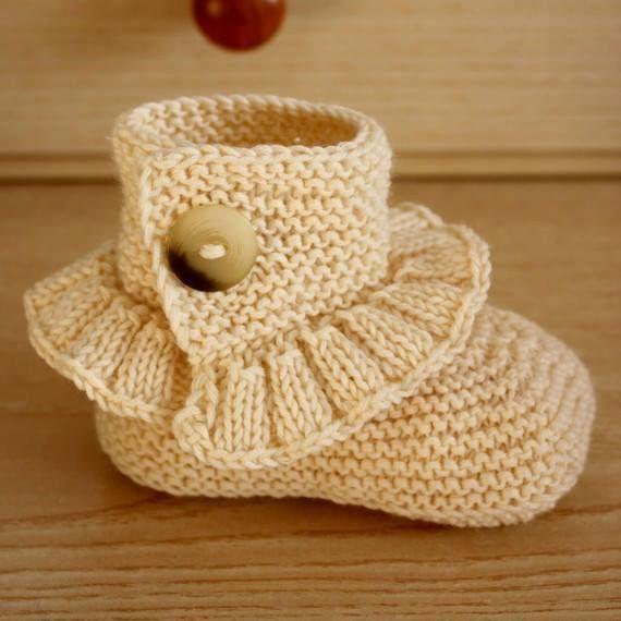 Bebek Patik Modelleri ve Örnekleri-5 - Canım Anne