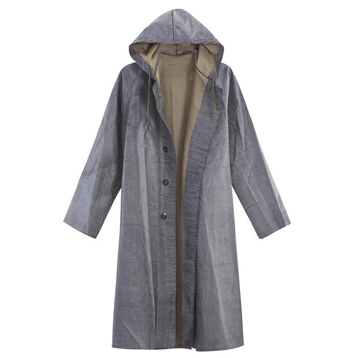 Free Shipment World War Rubber raincoat Labor Protection Raincoat thicken canvas poncho Burberry old fashioned rubber raincoats #Affiliate