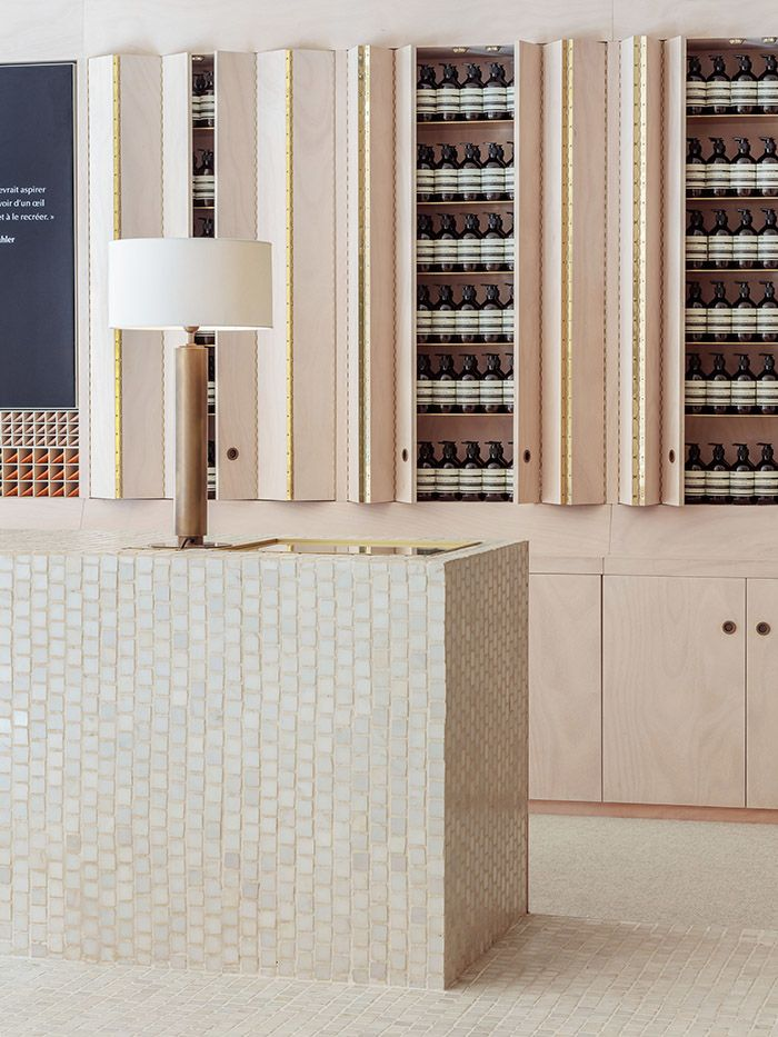 The new shops of the moment: Aesop in Toulouse