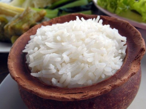 Cook the perfect fluffy white rice with this foolproof method! | DebbieNet.com