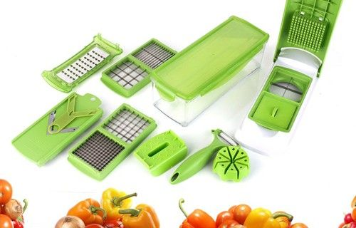 The Ultimate Fruit & Vegetable Dicer