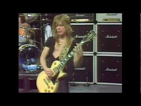 Ozzy Randy- Blizzard of Ozz--Crazy Train: LIVE Randy Rhoads: HQ Best Quality - After Hours TV show