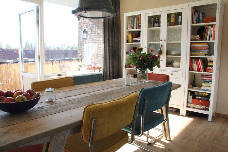 Amersfoort - 2 guests - €59 or €275 per week https://www.airbnb.com/rooms/5968327?guests=2