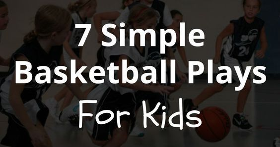 All youth coaches need effective and simple basketball plays. If plays are too complex, players won't be able to execute them. Check out these 7 plays.