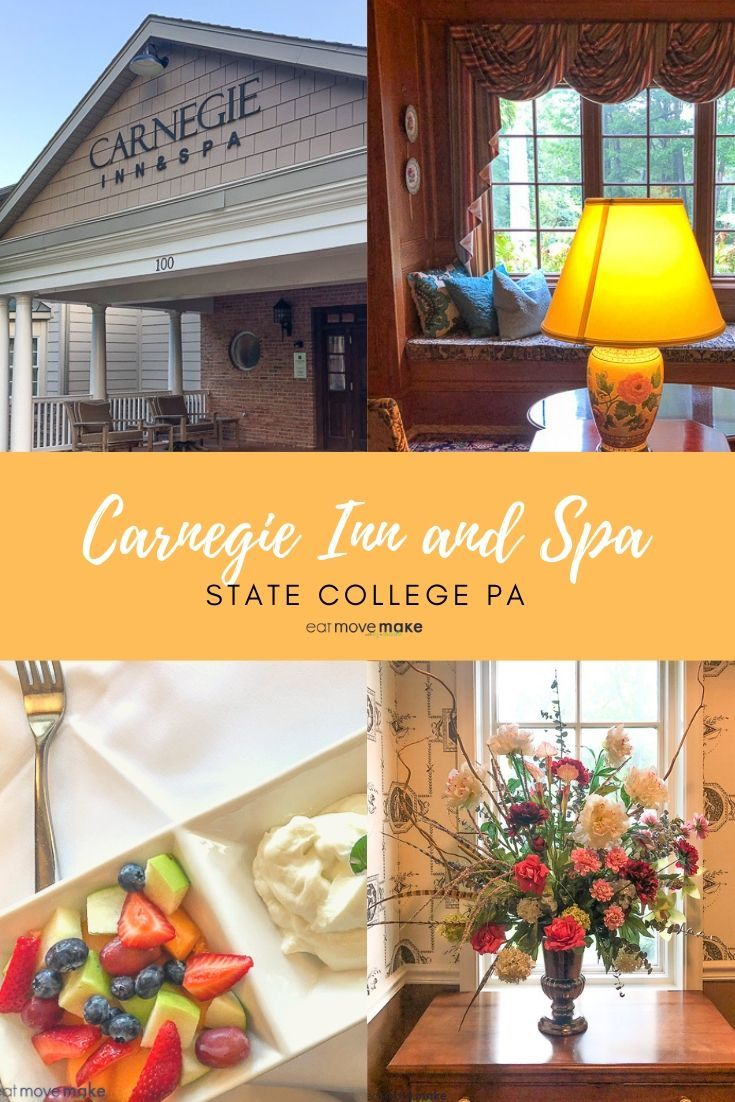 Carnegie Inn And Spa State College Pa Usa A Luxurious Escape