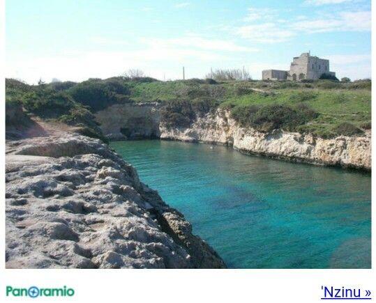Otranto 6)canale cáfaro