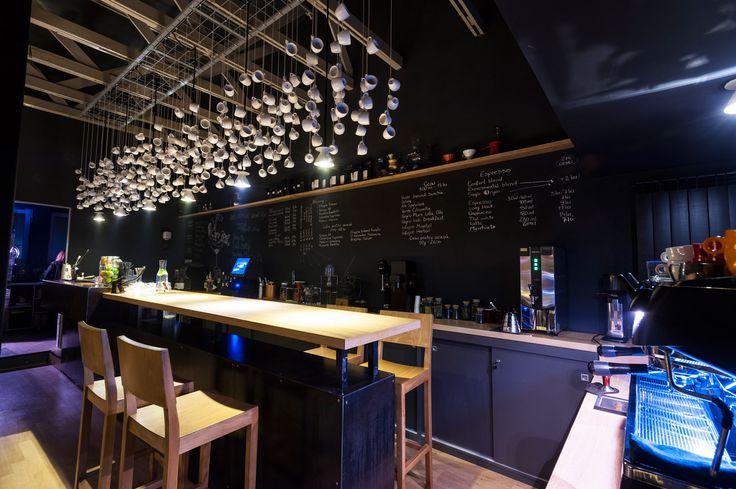 BUCHAREST - Origo Coffee Shop