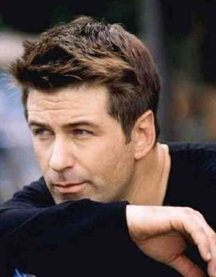 Hot-diggity-damn, Alec Baldwin. Stone cold fox. His eyes were SO blue. Still pretty fine.
