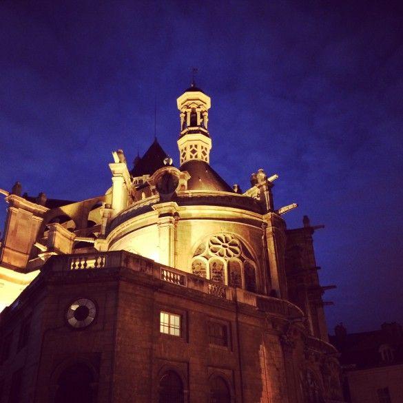 Eglise Sainte Eustache