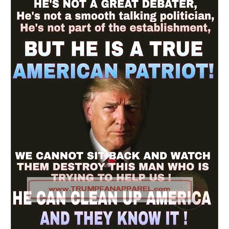 So True!!!!  Let's make him our next president and make America great again!!!!!!!