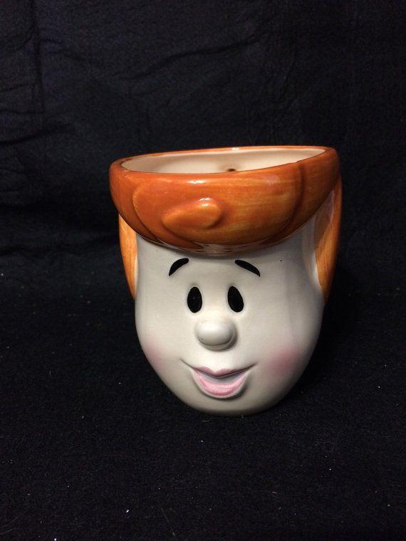 Rare Wilma Flintstone Mug By Vander 1990 by 2BarnPickers on Etsy