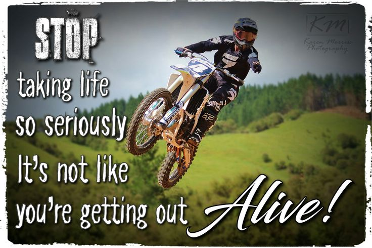 1000+ Motocross Quotes On Pinterest