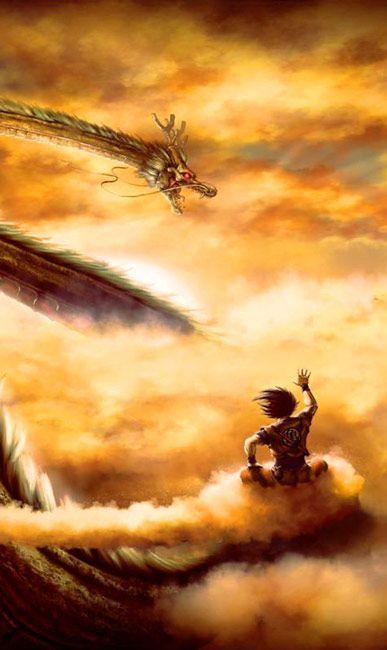Resultado de imagen para dragon ball wallpaper