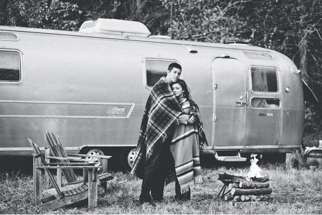 AN AIRSTREAM HONEYMOON - Take a road trip with your sweetie in a rented vintage airstream!